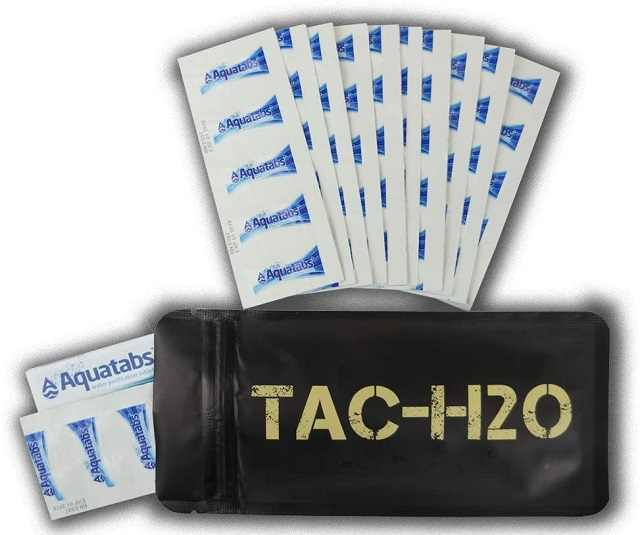 Expedition Research LLC TAC-H2O