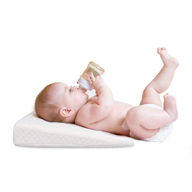 Hidetex for Baby Nursing Memory Foam