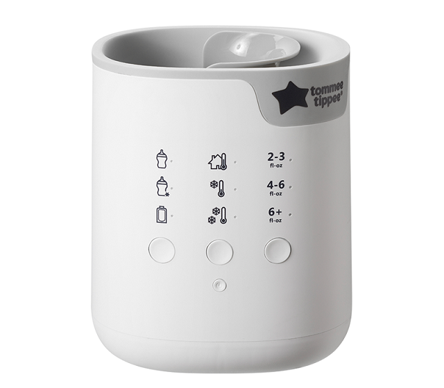 Tommee Tippee Pump and Go Baby Bottle Warmer System