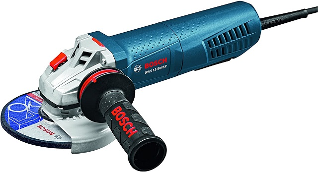 Bosch Corded Variable Speed Angle Grinder