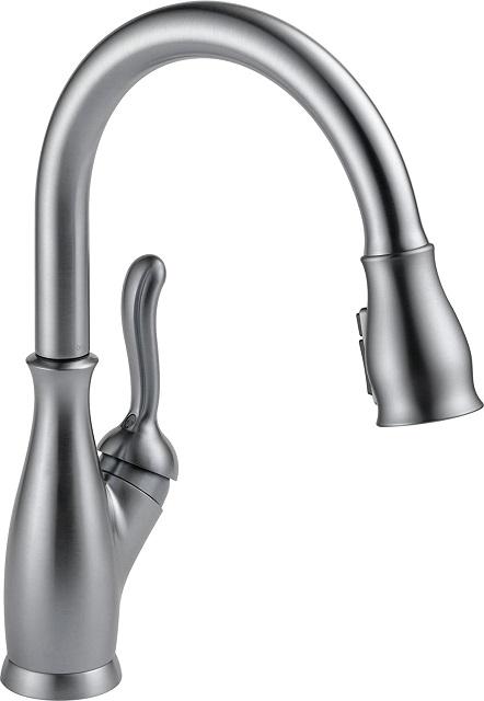 Delta Faucet Leland Touch Kitchen Sink Faucets