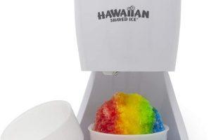 Ice Crusher Machine Buying Guide