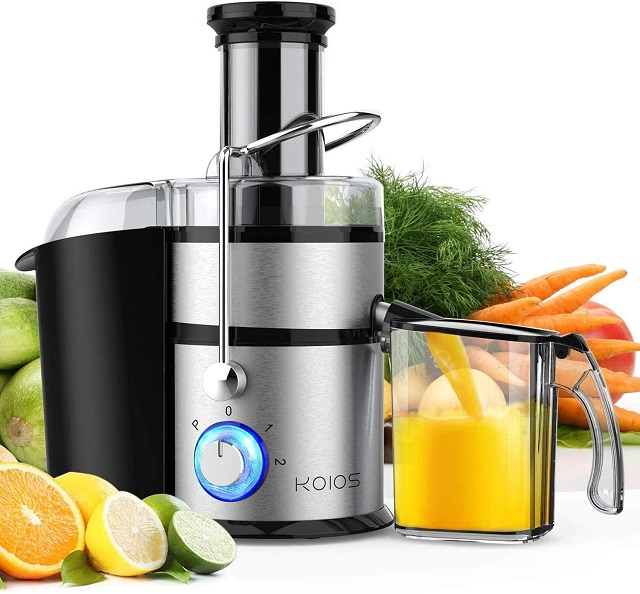 KOIOS Centrifugal Best Juicer for Greens