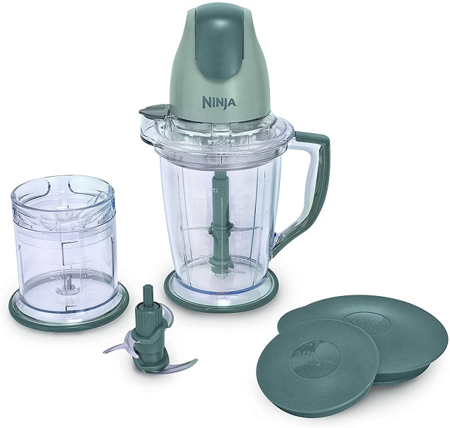 Ninja 400-Watt Blender-Food Processor