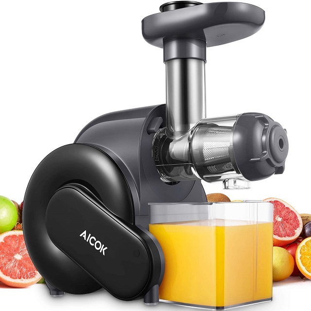 Best Juicer for Greens by Aicok