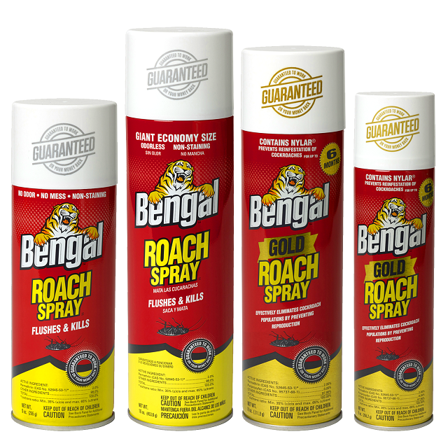 Bengal Chemical Gold Spray