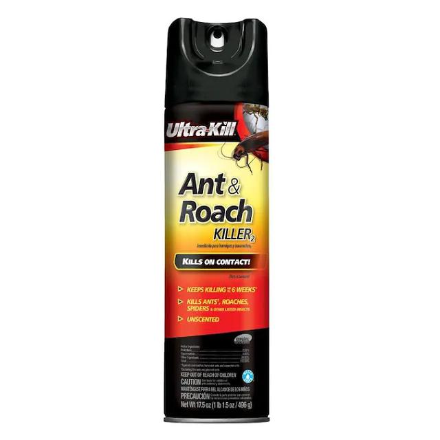 Ultra-Kill 17.5-oz Roach Killer