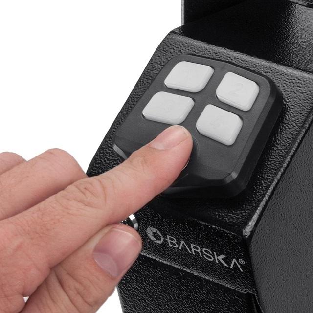 Barska Biometric Safe Quick Access