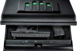Best Biometric Gun Safe- Gun Storage