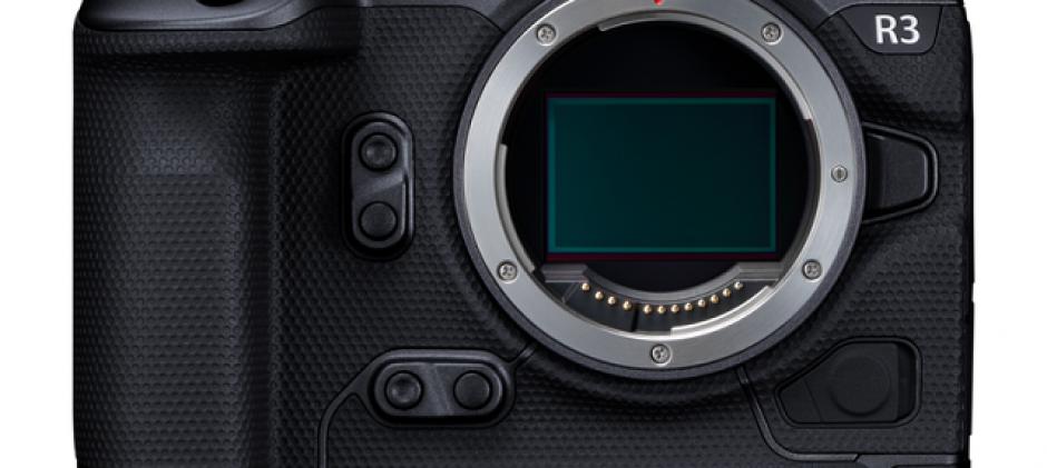 Canon EOS R3 Pro- Professional Mirrorless Camera