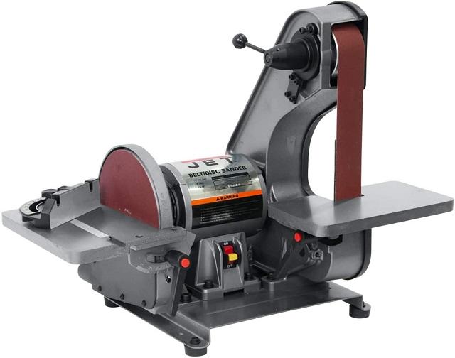 JET J-41002 Bench Belt and Disc Sander